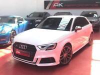 2016 Audi S3 2.0 TFSI S Tronic Quattro (s/s) 3dr (Nav)