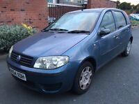 FIAT PUNTO ACTIVE 1.2 12 MONTHS MOT STARTS AND DRIVES VERY WELL 2004