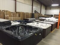 Warehouse Liquidation ! Year End Clearout Hot Tub Sale