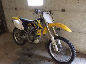 2006 Yamaha YZ250F Limited Edition