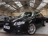 2008 Audi A4 2.0 TDI S Line Saloon 4dr Diesel Manual (154 g/km, 168 bhp)