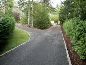 RECYCLED ASPHALT YOUR PERMANENT RURAL DRIVEWAY SOLUTION
