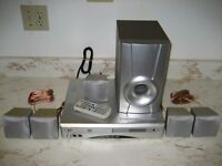 5.1 Channel DVD Home Theater Surround Sound System + KARAOKE
