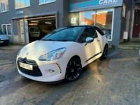 2013 Citroen DS3 1.6 e-HDi 115 Airdream DSport Plus 3dr HATCHBACK Diesel Manual