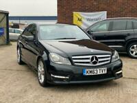 2013 Mercedes-Benz C Class 2.1 C220 CDI AMG Sport 7G-Tronic Plus 4dr