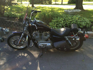 2007 Harley Davidson XL Low 883
