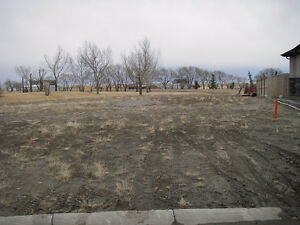 GOLF COURSE LOT FOR SALE IN CLARESHOLM