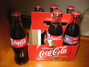 Coca-Cola Classic collectible bottles Kingston Kingston Area image 3