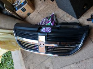 Dodge Journey Grill