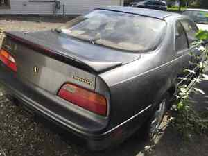 1992 Acura Legend 2dr coupe Coupe (2 door)