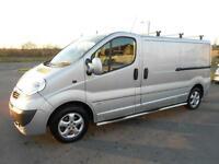 2013 Vauxhall VIVARO 2900 Sportive CDTI LWB Diesel Van * Only 35K Miles *
