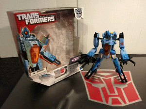 Transformers Generations Wirl complete