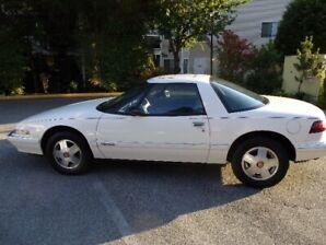 1989 Buick Reatta -  $7000