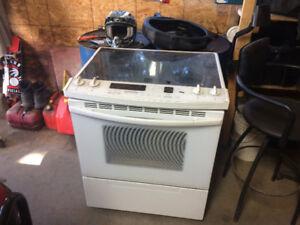 Kitchen aid stove