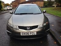 HONDA CIVIC SPORT I-CTDI 2006 MODEL