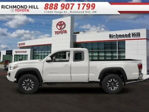 2017 Toyota Tacoma TRD Off Road  -  Navigation -  Power Windows