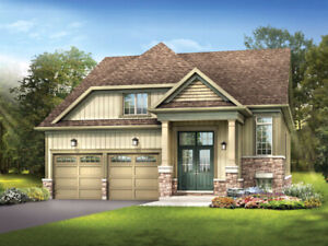 NEW HOME IN WASAGA BEACH  $629,000