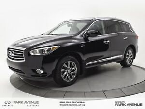 2015 INFINITI QX60 CAMERA*CUIR* TOIT OUVRANT* 7 PLACES!