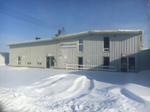 Multiple Commercial/Industrial buildings for SALE VEGREVILLE