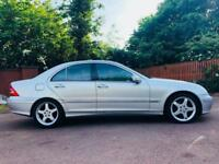 Mercedes-Benz C240 2.6 auto 2001MY Avantgarde