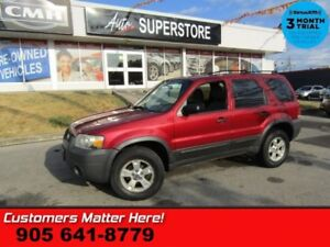 2005 Ford Escape XLT  AS IS (UNCERTIFIED) AS TRADED IN