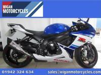 2016 SUZUKI GSXR600 L6 30th ANNIVERSARY WITH YOSHI CAN , SEAT COWL AND STD SEAT