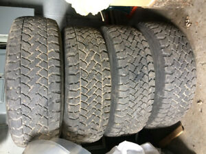 215/65/R16 SNOWTRAKKER winter tires 60$ & Rims 16*6.5 5x108 70$