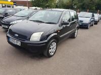Ford Fusion 2 1.4TDCi £30 Road Tax a Year, 70mpg, Full History, Long Mot