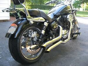 CUSTOMISED KAWASAKI MEAN STREAK...