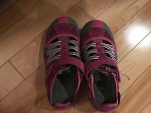 Jambu Pink Sandals - little girls Jambu's like new size 11