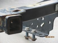 Ford F350 receiver hitch