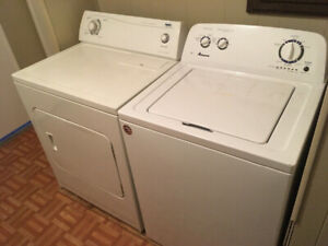 Brand New Amana Washer(HE) and Newly Rebuilt Inglis Dryer