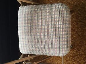 Burberry Print Folding Chairs for sale!