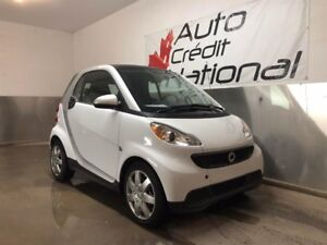 Smart fortwo AUTOM A/C CUIR GR ELECT 2015