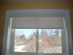 New Blinds or Roller Shades for Sale