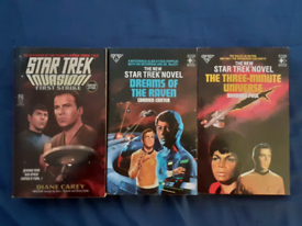 FOR SALE Star Trek Novels