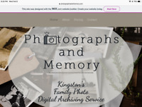 Photographs and Memory— A Photo Scanning Service