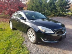 2016 Buick Regal 2.0t