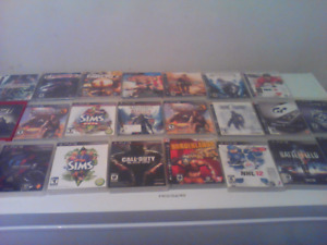 Ps3 games in perfect condition 10$ each