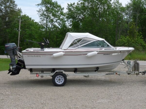 Used 1992 Other 17' Wilker Galaxie