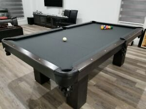 *** Custom Pool Tables - Locally made ********