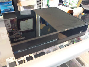 XBOX ONE 500GB MAIN CONSOLE ONLY