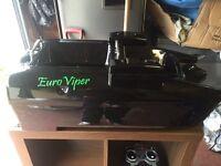 Euro viper bait boat