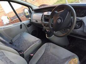 For sale Vauxhall vivaro