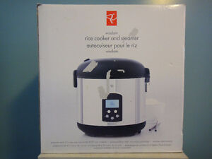New Rice Cooker/Steamer
