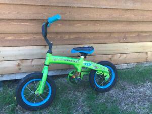 Vélo's enfant avec et sans pédales Louis Garneau