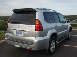 2007 Lexus GX470 with Nav and DVD in Excellent Condition!