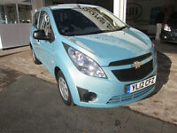 Chevrolet Spark 1.0 2012 - Only 10,000 Miles...!!! 2 Owners...!!! *** LOOK ***