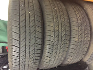 Like new tires for sale