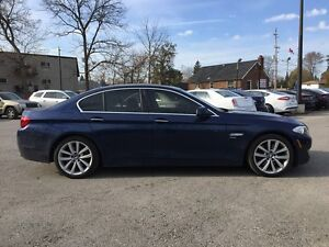 2012 BMW 5 SERIES 535I XDRIVE * AWD * LEATHER * SUNROOF * NAV *  London Ontario image 7